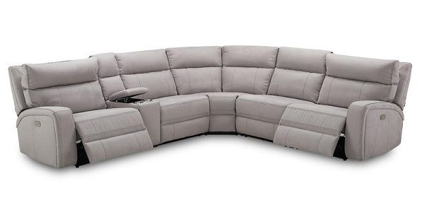 Arty Motion Reclining Sectional, by Latitude Run