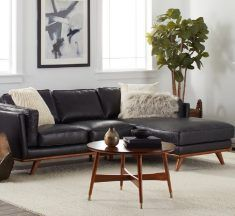 Leather Sectionals with Chaise: 8 Comfortable & Stylish Options