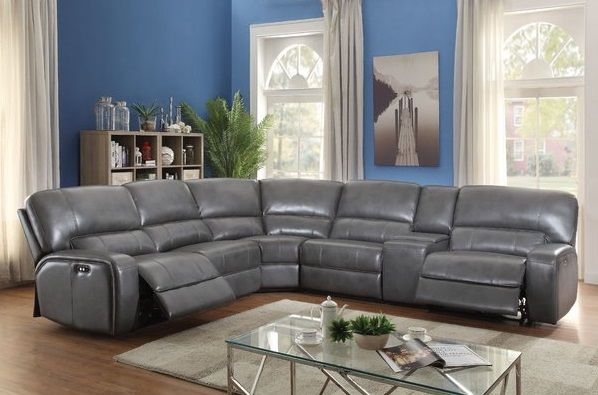 Madelia Reclining Sectional, by Latitude Run