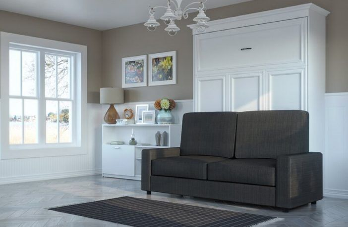 Stupendous Best Murphy Beds With Sofa Perfect For Small Spaces Spiritservingveterans Wood Chair Design Ideas Spiritservingveteransorg