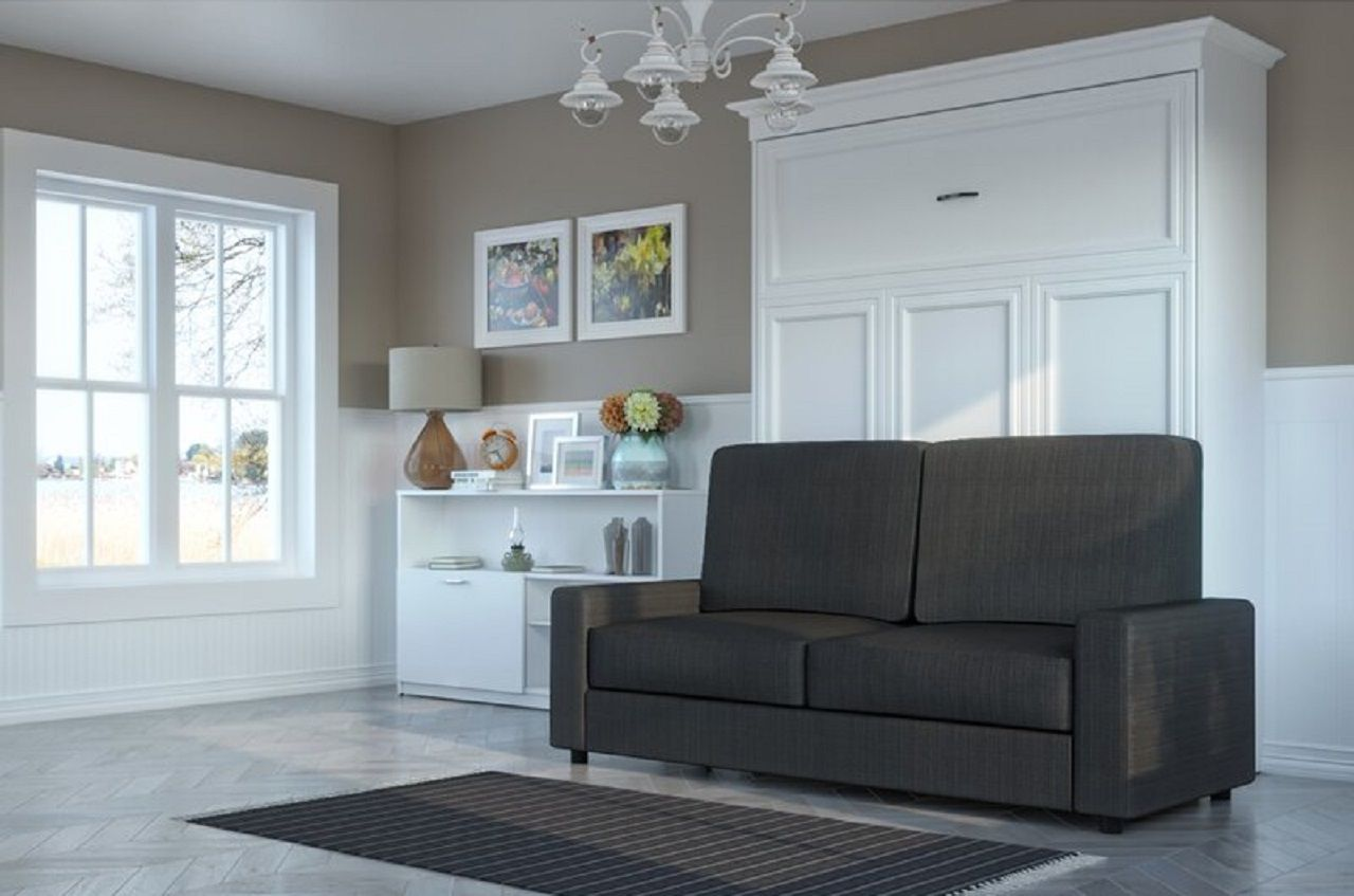 Best Murphy Beds With Couch And Sofa For Small Spaces