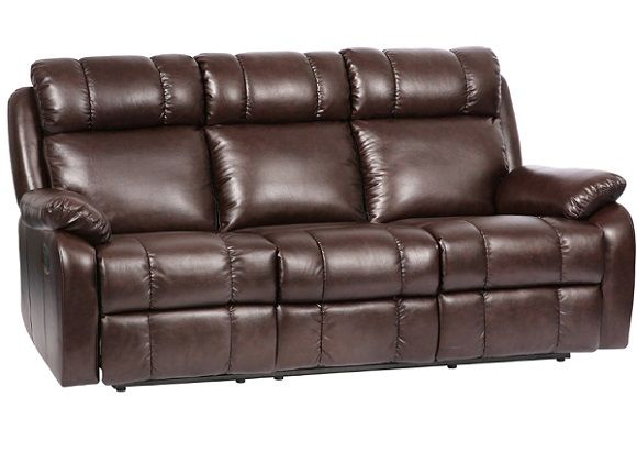 Reclining Couch by Factory Direct Wholesales LLC