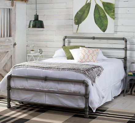 Belham Living Emerson Pipe Bed