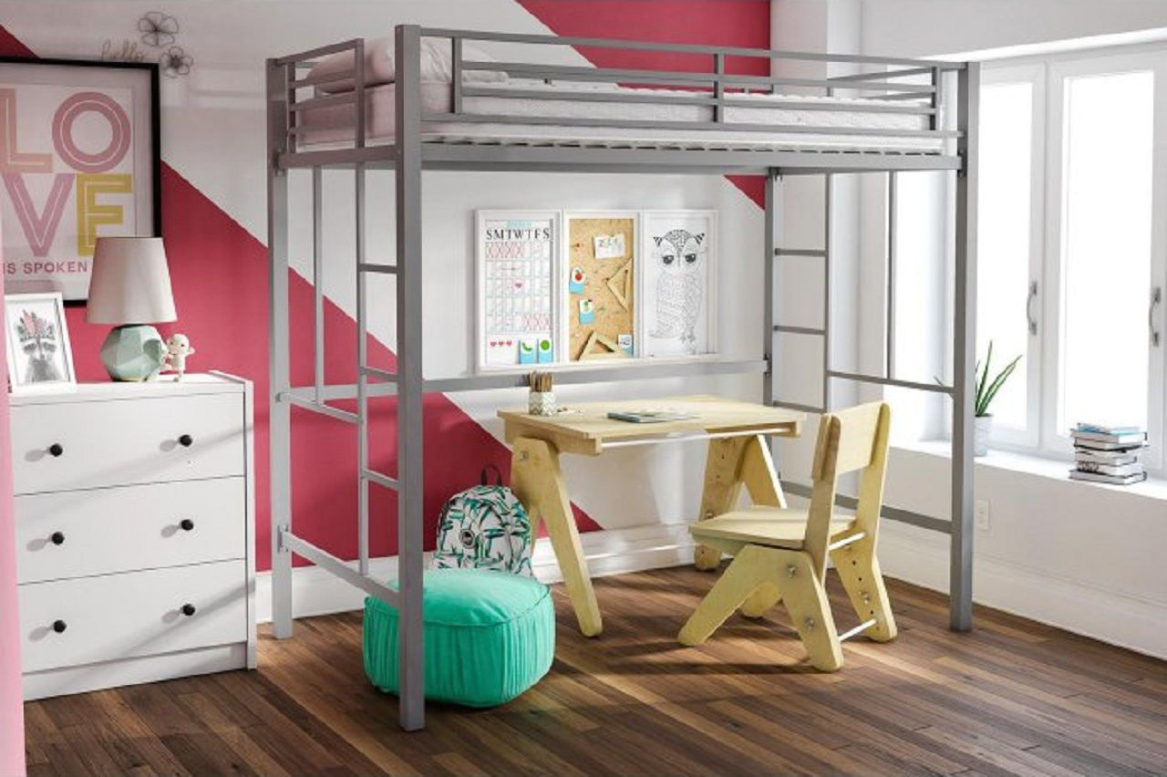 Picture of: 10 Amazing Kids Loft Beds From Just 172 Trendy Home Interiors