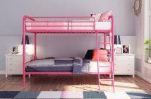 Pink Bunk Beds Maryanne, by Viv + Rae