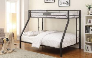 ACME Limbra Twin over Queen Bunk Bed