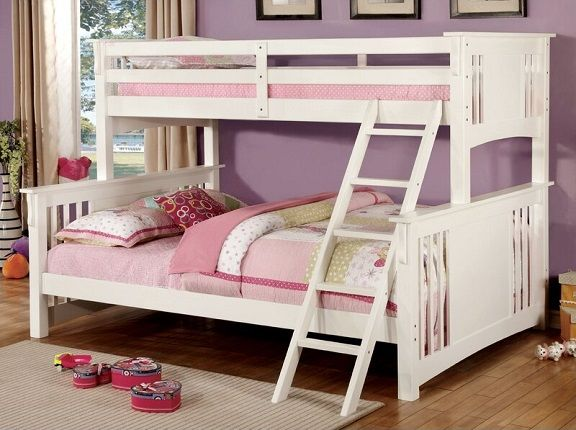 Glenn Bunk Bed TwinXL over Queen, by Viv + Rae