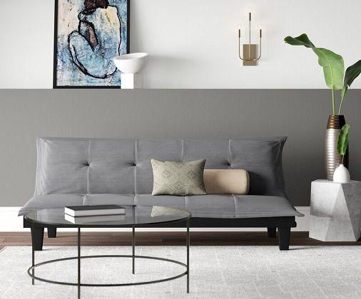 Bane Twin 66.5 Convertible Sofa, by Mercury Row
