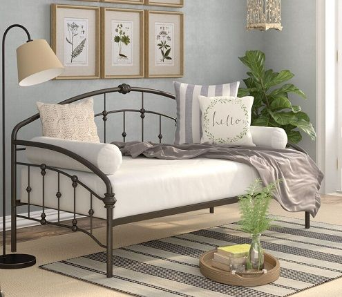 Dolder Twin Daybed, by Three Posts