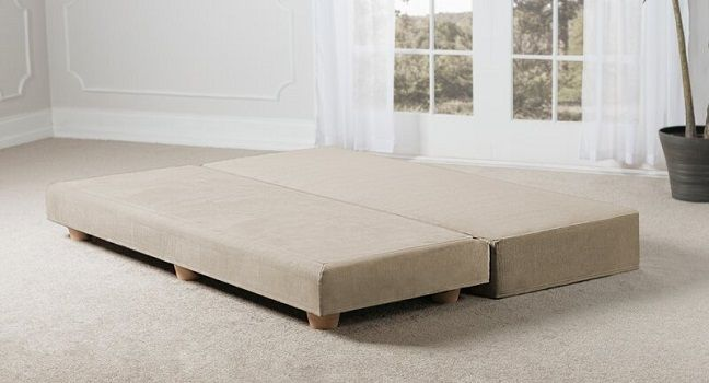Ishee daybed with pop up trundle and Mattress, by Mercury Row