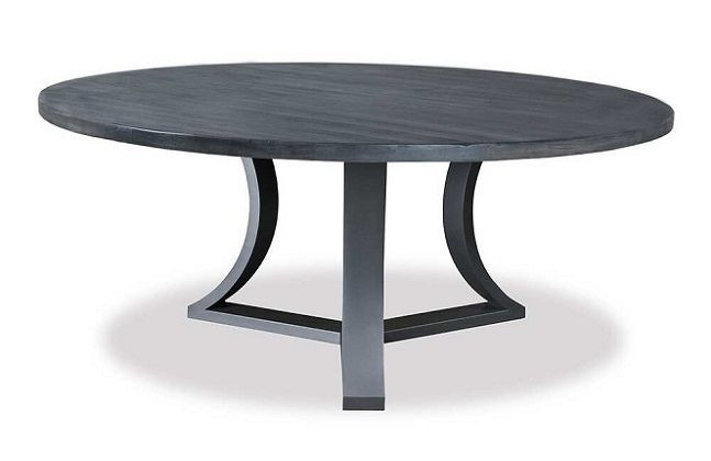 Elle Reclaimed Wood Dining Table for 10, by South Cone Home