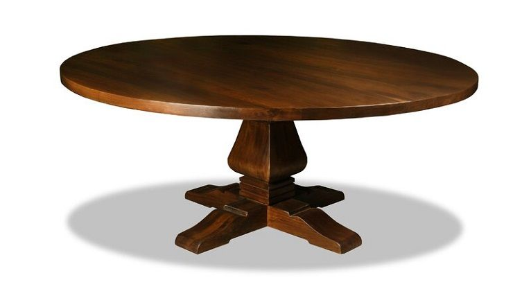 Weston Solid Wood Dining Table for 10, by South Cone Home