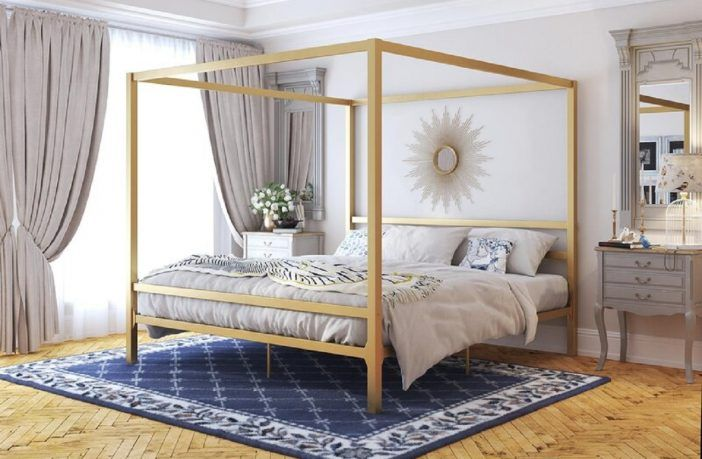 Dubay Canopy Bed Review