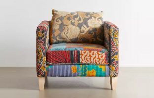 Kantha Chair Urban Renewal by Urban Outfitters