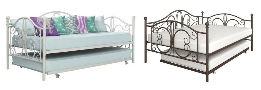 Pattonsburg Daybed twin full size dimensions
