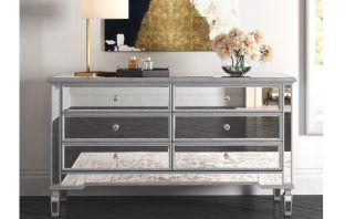 Brixton 6 Drawer Double Dresser