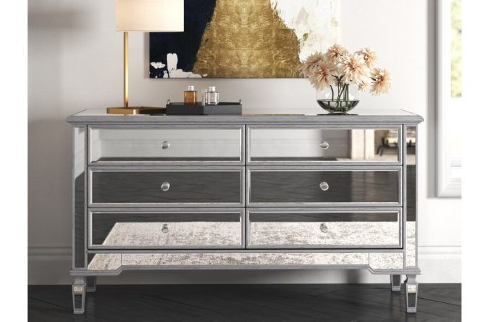 Brixton 6 Drawer Double Dresser