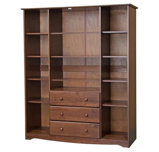 Musman Armoire Shelves