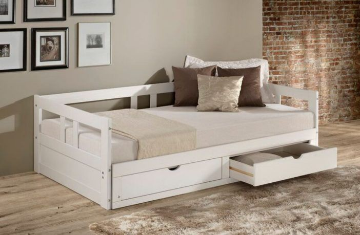 Bechtold Twin Daybed with Trundle